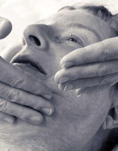cornwall old people massage