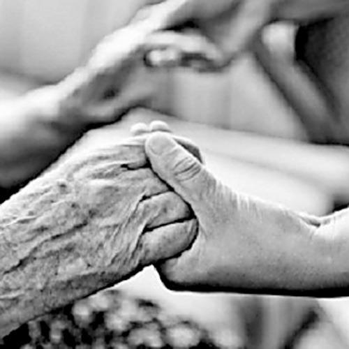 massage old people